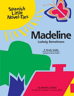 Madeline (Spanish Novel-Tie) LS0780