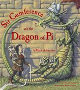 Sir Cumference and the Dragon of Pi B8590