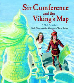 Sir Cumference and the Viking's Map B5695