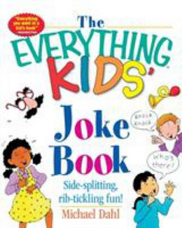Joke Book : Side-Splitting, Rib-Tickling Fun! Q3343