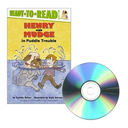 HENRY AND MUDGE IN PUDDLE TROUBLE (Book and CD) P9627
