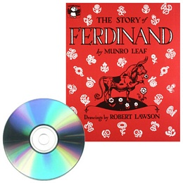STORY OF FERDINAND (Book and CD) CD0414