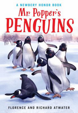 Mr. Popper's Penguins (Audio Book on CD) CD0560
