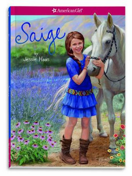 Saige (American Girl of the Year) B5756