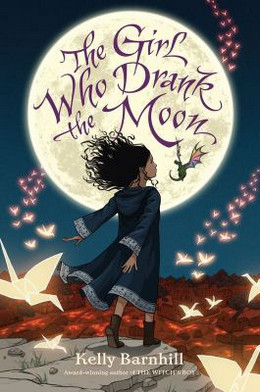 Girl Who Drank the Moon Q7714