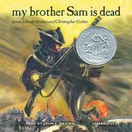 My Brother Sam Is Dead (Audio Book on CD) CD0069