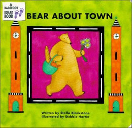 Bear about Town B1367
