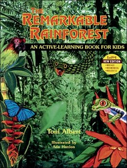 Remarkable Rainforest: An Active-Learning Book for Kids, Albert B1025