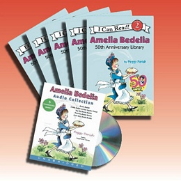 Amelia Bedelia (Audio Set) AS0206