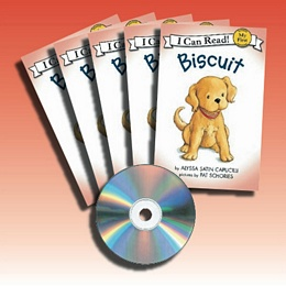 Biscuit (Audio Set) AS0290