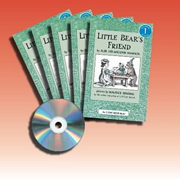 Little Bear's Friend (Audio Set) AS1389