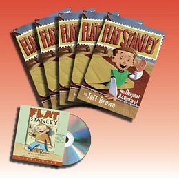 Flat Stanley (Audio Set) AS2733