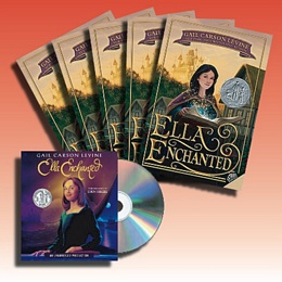 Ella Enchanted (Audio Set) AS3121