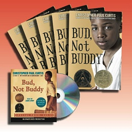 Bud, Not Buddy (Audio Set) AS3309