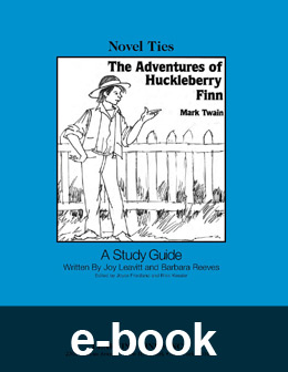 Adventures of Huckleberry Finn (Novel-Tie eBook) EB0002