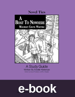 Boat to Nowhere (Novel-Tie eBook) EB0015