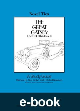 Ebook novel ties teacher guides learning links great gatsby novel tie ebook eb0038 fandeluxe Choice Image