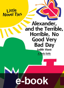 Alexander and the Terrible, Horrible, No Good, Very Bad Day (Little Novel-Tie eBook) EB0043