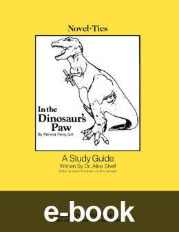In the Dinosaur's Paw (Novel-Tie eBook) EB0256