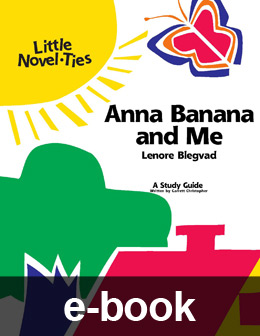 Anna Banana and Me (Little Novel-Tie eBook) EB0266