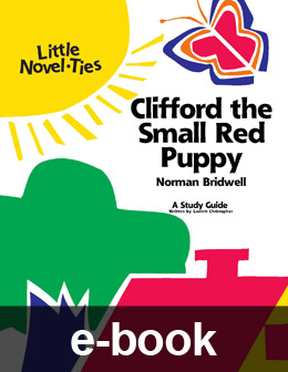 Clifford, the Small Red Puppy (Little Novel-Tie eBook) EB0342