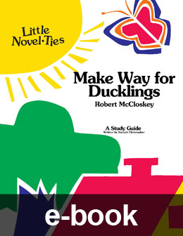 Make Way for Ducklings (Little Novel-Tie eBook) EB0380