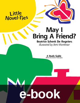 May I Bring a Friend? (Little Novel-Tie eBook) EB0382