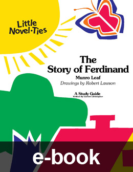 Story of Ferdinand (Little Novel-Tie eBook) EB0414