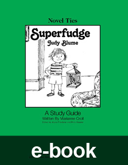 Superfudge (Novel-Tie eBook) EB0416