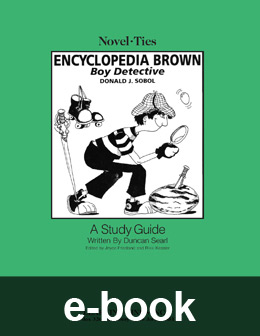 Encyclopedia Brown, Boy Detective (Novel-Tie eBook) EB0449