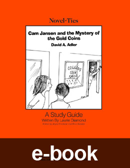 Cam Jansen and the Mystery of the Gold Coins (Novel-Tie eBook) EB0462