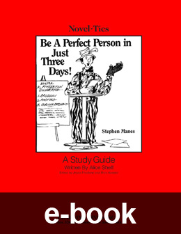 Be a Perfect Person in Just Three Days (Novel-Tie eBook) EB0515