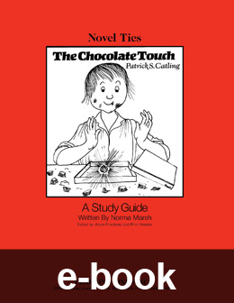 Chocolate Touch (Novel-Tie eBook) EB0532