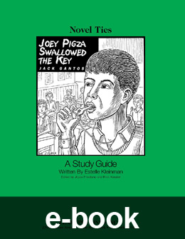 Joey Pigza Swallowed the Key (Novel-Tie eBook) EB0908