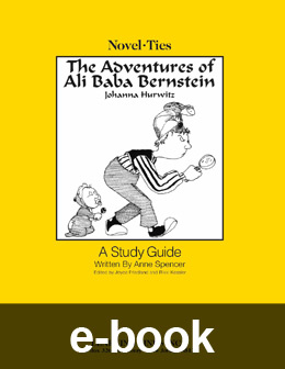 Adventures of Ali Baba Bernstein (Novel-Tie eBook) EB0918
