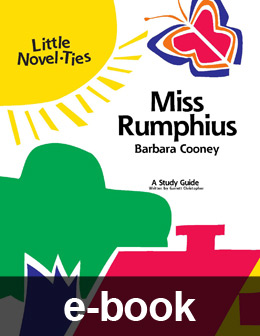 Miss Rumphius (Little Novel-Tie eBook) EB0932