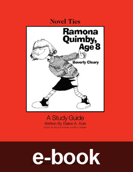 Ramona Quimby, Age 8 (Novel-Tie eBook) EB1158