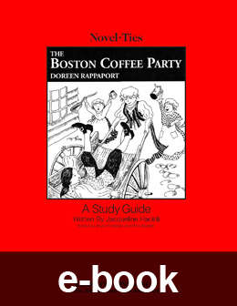 Boston Coffee Party (Novel-Tie eBook) EB1302