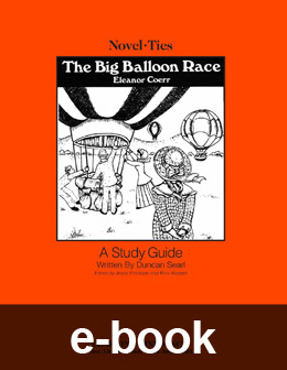 Big Balloon Race (Novel-Tie eBook) EB1322