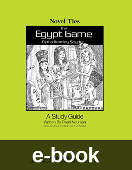 Egypt Game (Novel-Tie eBook) EB1399