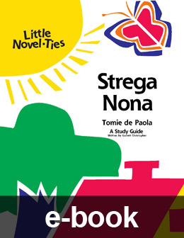 Strega Nona (Little Novel-Tie eBook) EB1647