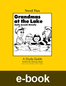 Grandmas at the Lake (Novel-Tie eBook) EB1830