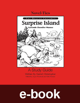 Surprise Island (Novel-Tie eBook) EB2000