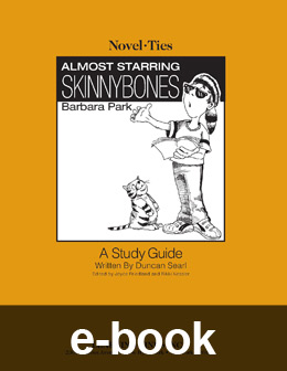 Almost Starring Skinnybones (Novel-Tie eBook) EB2161
