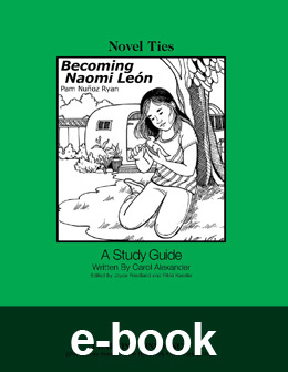 Becoming Naomi Leon (Novel-Tie eBook) EB3093