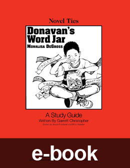 Donavan's Word Jar (Novel-Tie eBook) EB3117