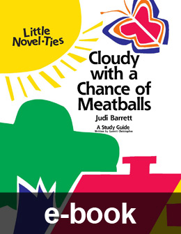 Cloudy with a Chance of Meatballs (Little Novel-Tie eBook) EB3135