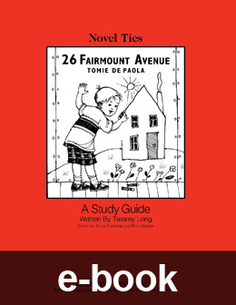26 Fairmount Avenue (Novel-Tie eBook) EB3613