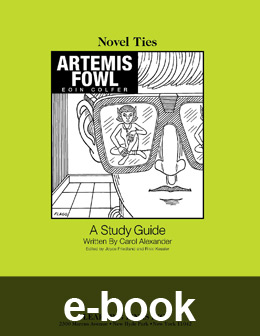 Artemis Fowl (Novel-Tie eBook) EB3617