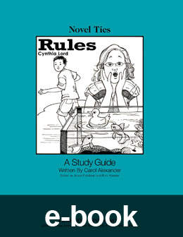 Rules (Novel-Tie eBook) EB3811